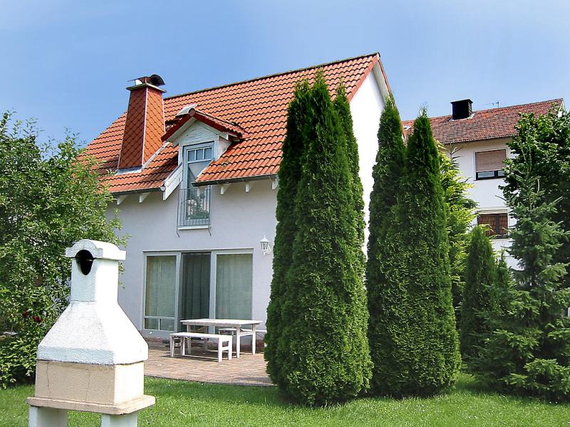 Tanja 144702,Vivienda de vacaciones en Nentershausen, Hessisches Bergland, Alemania para 8 personas...