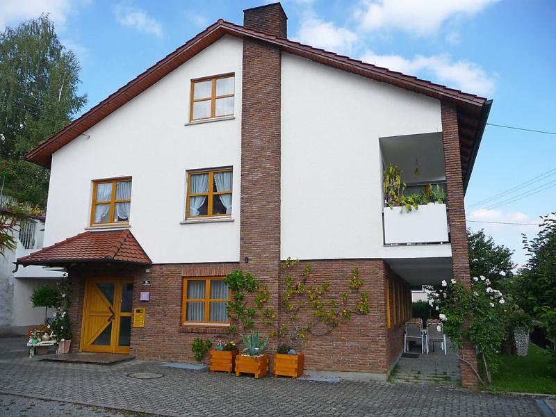 Friedrich 144906,Apartamento en Pfullendorf, Lake Constance, Alemania para 3 personas...