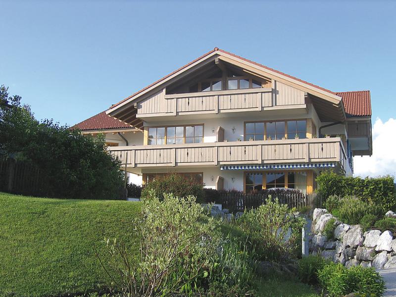 Flsserstrasse 144921,Apartamento en Wallgau, Upper Bavaria, Alemania para 4 personas...