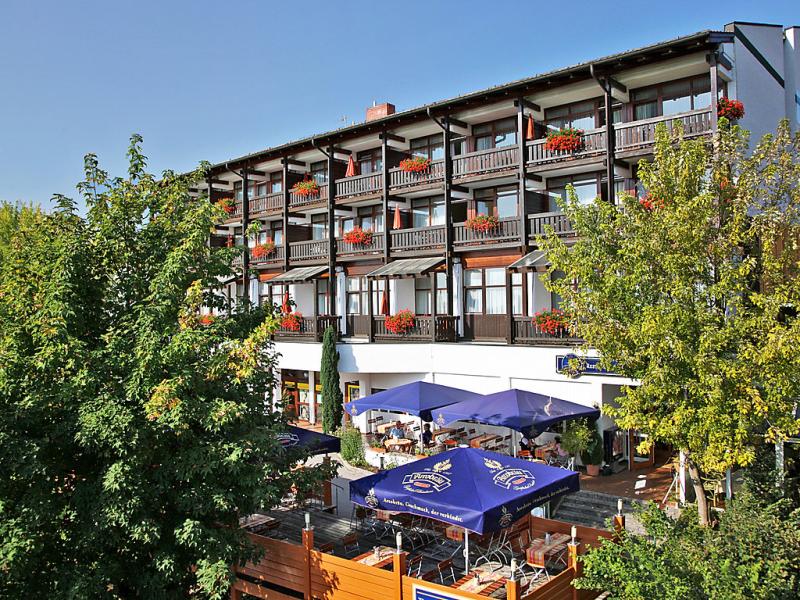Aktiv  vital hotel residenz 145011,Estudio en Bad Griesbach, Bavarian Forest, Alemania  con piscina privada para 4 personas...