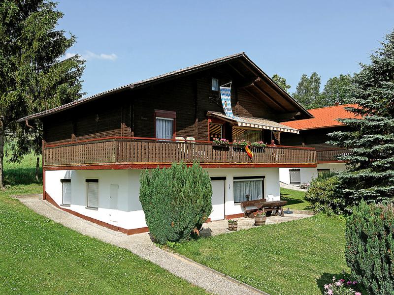 Am hohen bogen 145073,Apartamento en Arrach, Bavarian Forest, Alemania para 4 personas...