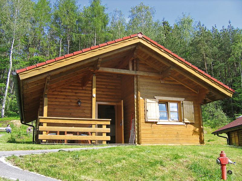 Naturerlebnisdorf stamsried 145075,Vivienda de vacaciones en Stamsried, Bavarian Forest, Alemania para 5 personas...