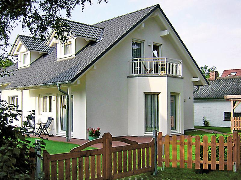 Buchenstrasse 145245,Apartamento en Ostseebad Prerow, Baltic Sea, Alemania para 3 personas...
