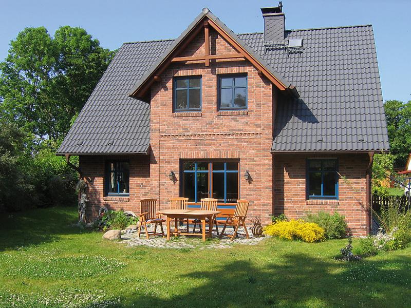 Arkona 145250,Villa en Putgarten, Rügen, Alemania para 7 personas...
