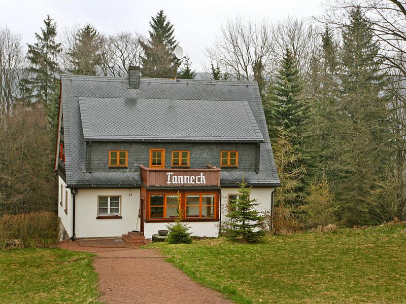 Tanneck 145393,Vivienda de vacaciones en Schellerhau, Saxony, Alemania para 15 personas...