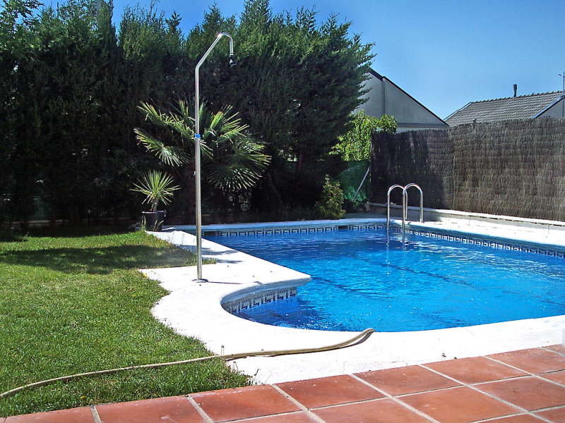 Miralrio 145446,Vivienda de vacaciones  con piscina privada en Rivas-Vaciamadrid, Madrid, España para 8 personas...