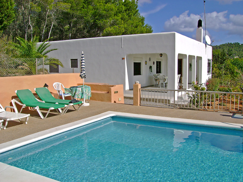 Can fulgencio ii 145800, Villa  with private pool in Sant Carles Peralta, Ibiza, Spain for 5 persons...