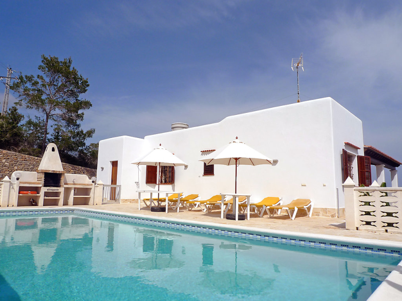Can pep jaume 145803, Holiday house  with private pool in Sant Carles Peralta, Ibiza, Spain for 6 persons...