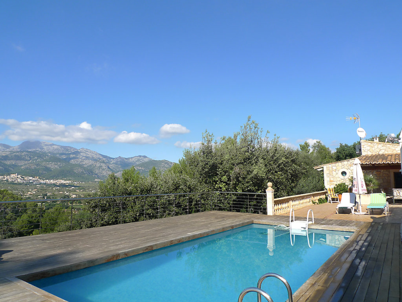 Son bona vista 145843, Holiday house in Inca, Mallorca, Spain  with private pool for 6 persons...