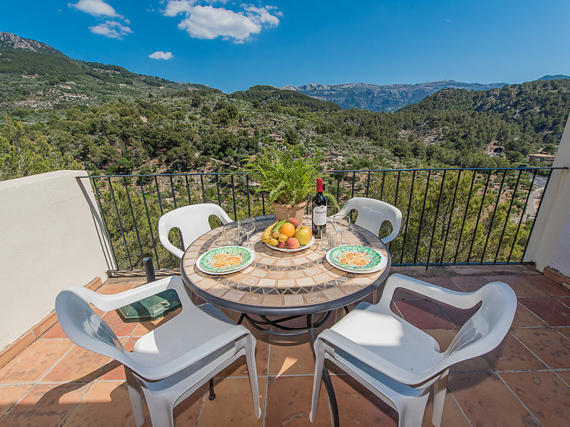 Urb satalaya 145877,Apartment  with private pool in Port Sóller, Mallorca, Spain for 4 persons...