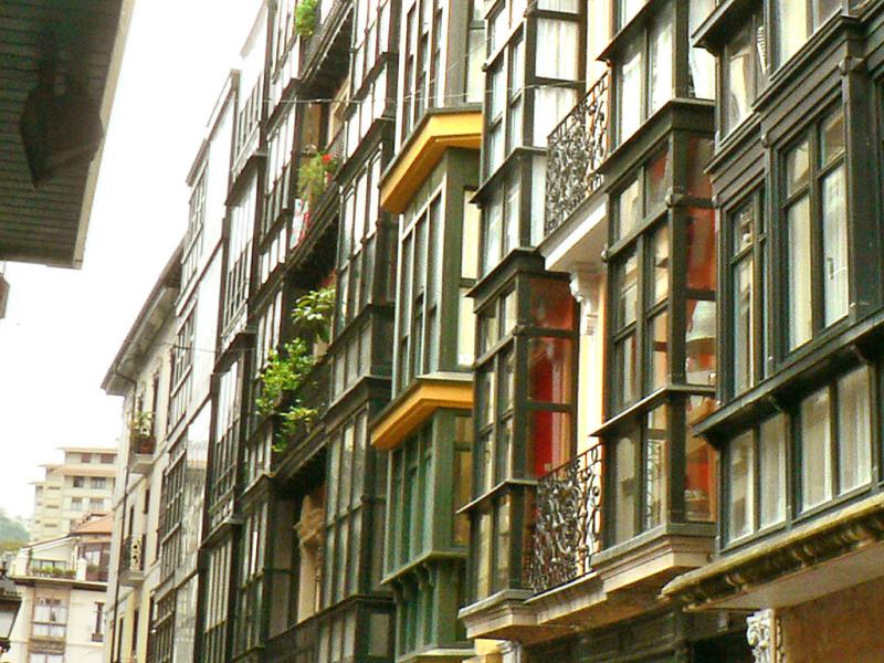 Tenderia 145963,Apartamento en Bilbo-Bilbao, Basque Country, España para 3 personas...