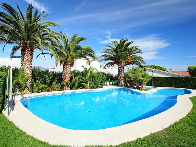 Palmiers 01 146043,Apartamento  con piscina privada en Llançà, Catalonia, España para 4 personas...
