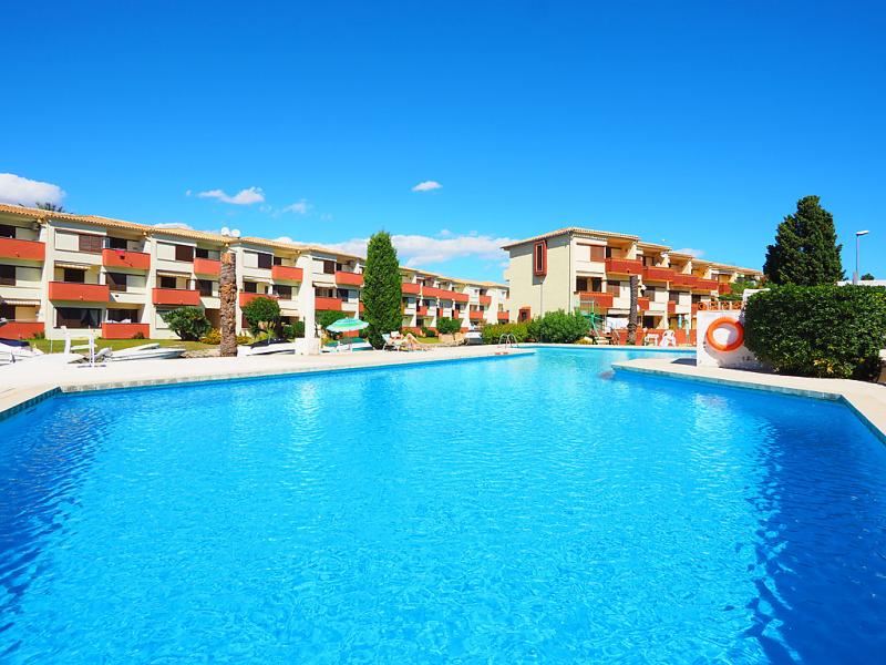 Port sotavent 146206,Appartement in Empuriabrava, aan de Costa Brava, Spanje  met privé zwembad voor 4 personen...
