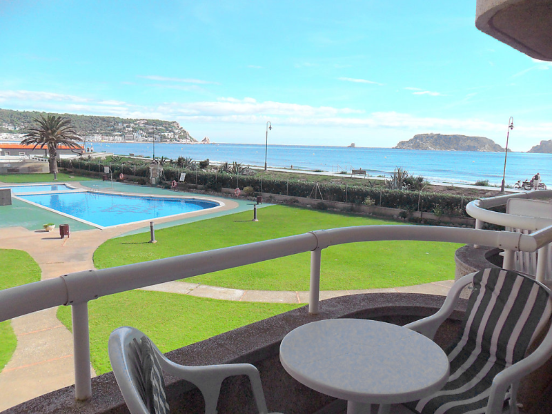 Residencial manureva ii 146407, Apartment  with private pool in L'Estartit, on the Costa Brava, Spain for 3 persons...