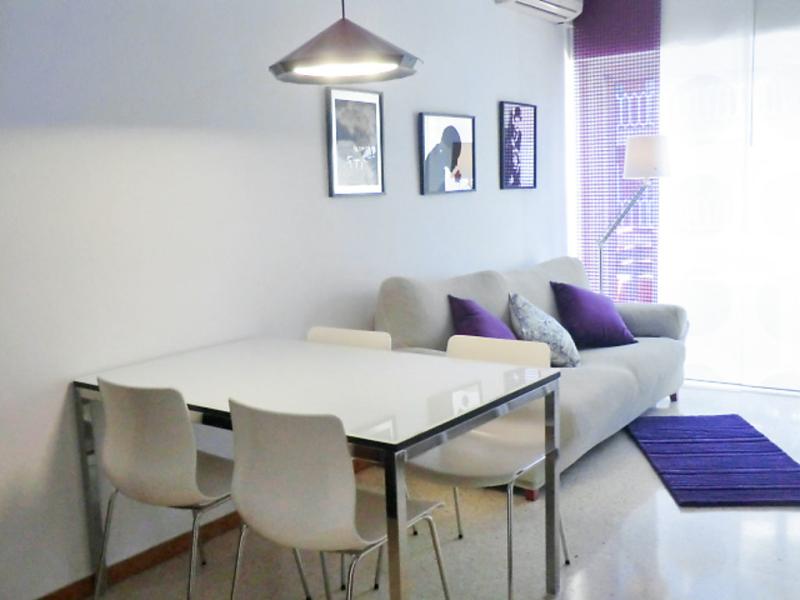Eixample dret sicilia travessera de grcia 146658,Apartamento en Barcelona Stad, Barcelona, España para 4 personas...