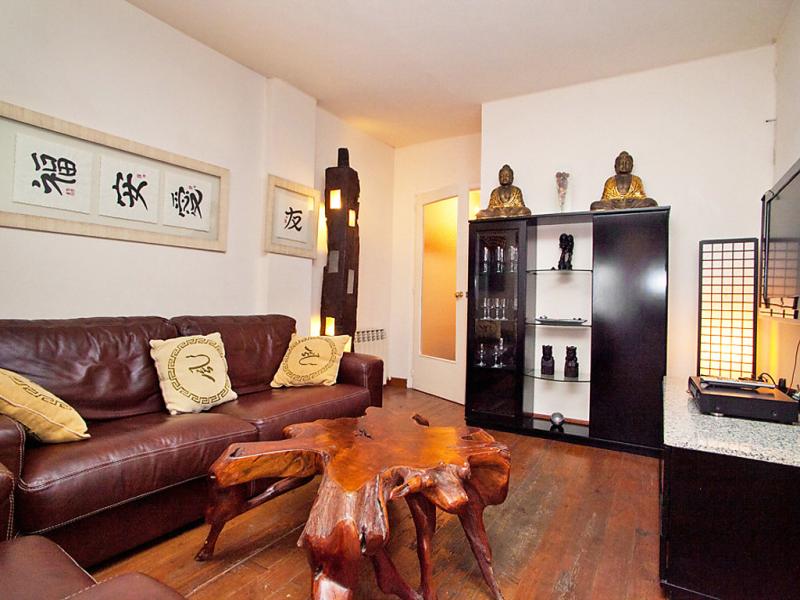 Santsmontjuc constituci 146685,Apartamento en Barcelona Stad, Barcelona, España para 4 personas...