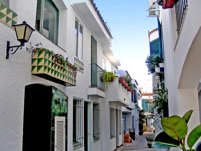 Port daiguadol 146695,Apartamento en Sitges, en la Costa Dorada, España para 4 personas...