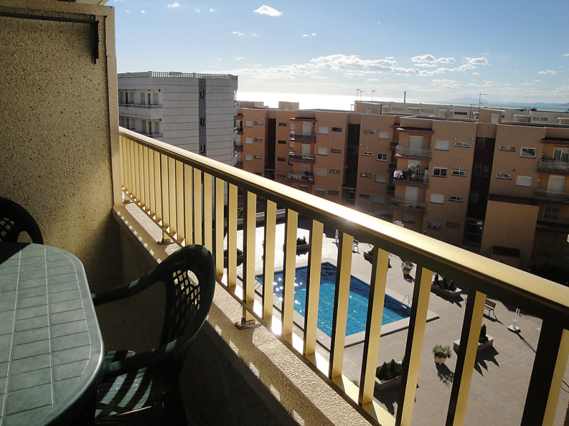 Edificioo els espigons 146794,Apartamento  con piscina privada en Cambrils, Catalunya, España para 4 personas...