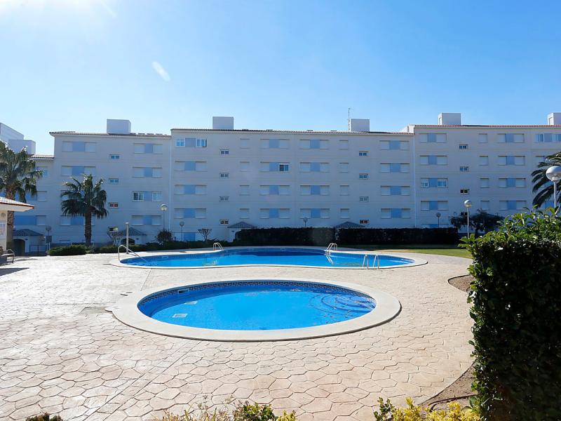 Res hort de salom 01 146974,Apartamento en l'Ampolla, Tarragona, España  con piscina privada para 6 personas...