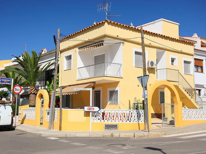 Avda valencia 147075,Apartamento en Alcocéber-Alcossebre, Costa del Azahar, España para 4 personas...