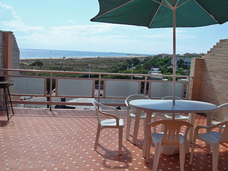 Playa almard mar azul 147087,Apartamento en Puerto Sagunto, Costa del Azahar, España para 6 personas...