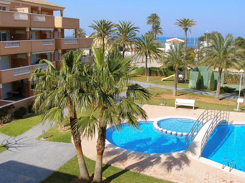 Res poseidon 65 147164,Apartamento en Dénia, Alicante, España  con piscina privada para 4 personas...