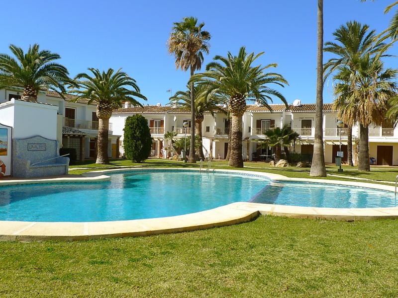 La aldea 147168,Vivienda de vacaciones en Dénia, Alicante, España  con piscina privada para 4 personas...