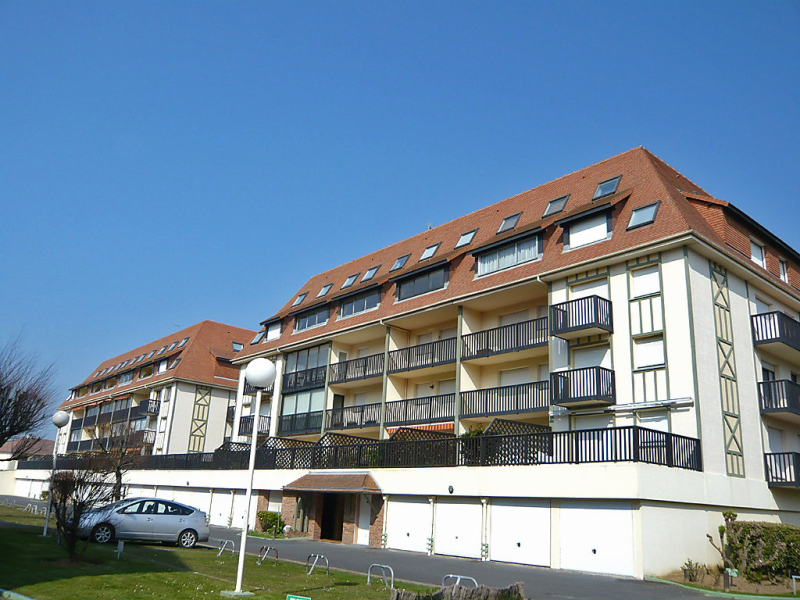 Deauville plage 1 148210,Apartamento en Villers-sur-Mer, Normandy, Francia para 4 personas...