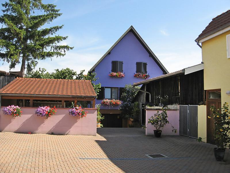 Rsidence jaune et rose 149487,Apartamento en Marckolsheim, Alsace, Francia para 5 personas...