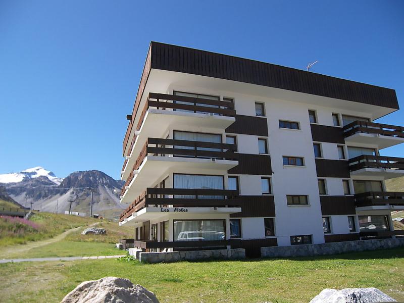 Les pistes 1410502,Apartamento en Tignes, Rhône-Alpes, Francia para 2 personas...