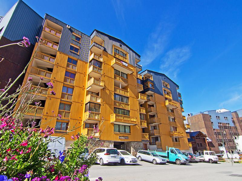 Les cimes de caron 1410711,Apartamento en Val Thorens, en los Alpes, Francia para 4 personas...