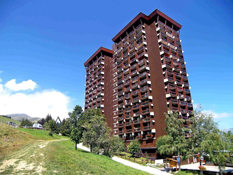 Vostok zodiaque 1410828,Appartement in Le Corbier, Rhône-Alpes, Frankrijk voor 2 personen...