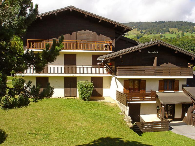 1411018,Apartamento en Megève, Haute-Savoie, Francia para 2 personas...
