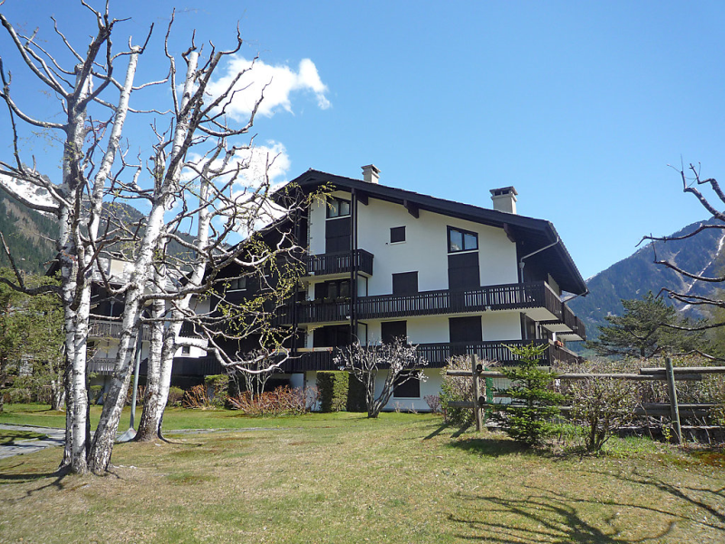 1411265,Apartamento en Chamonix - Les Praz, Haute-Savoie, Francia para 8 personas...