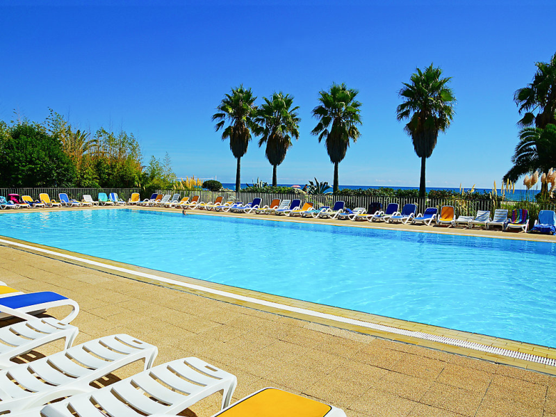 Marina doru 1412567,Apartamento  con piscina privada en Ghisonaccia, Corsica, Francia para 2 personas...
