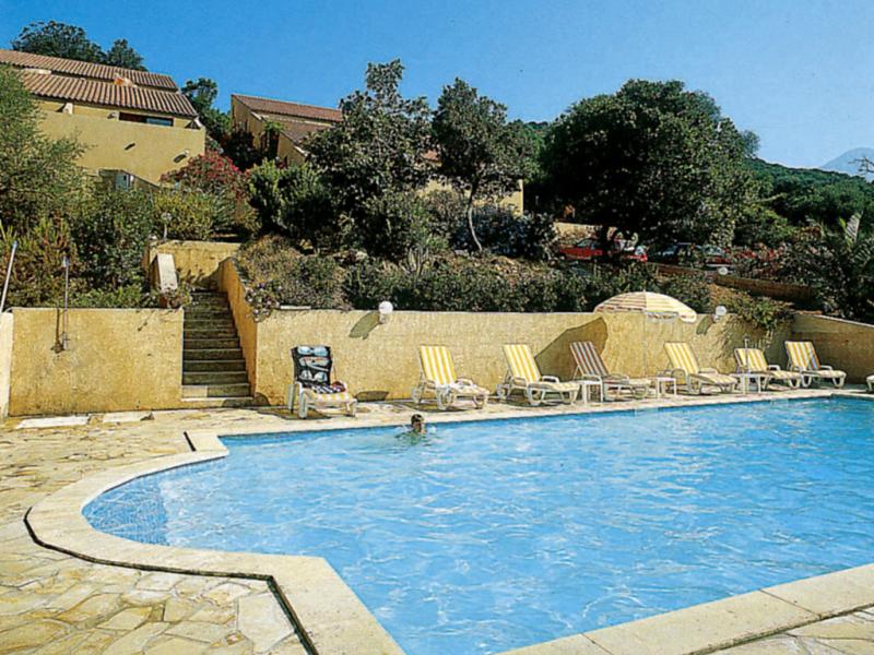 Cabannaccia 1412605,Apartamento en Porto, Corsica, Francia  con piscina privada para 4 personas...