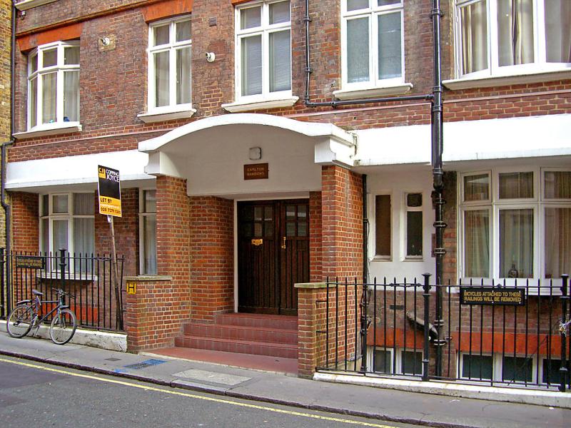Flat 9 1412635,Apartamento en Londen West End, Greater London, Reino Unido para 4 personas...