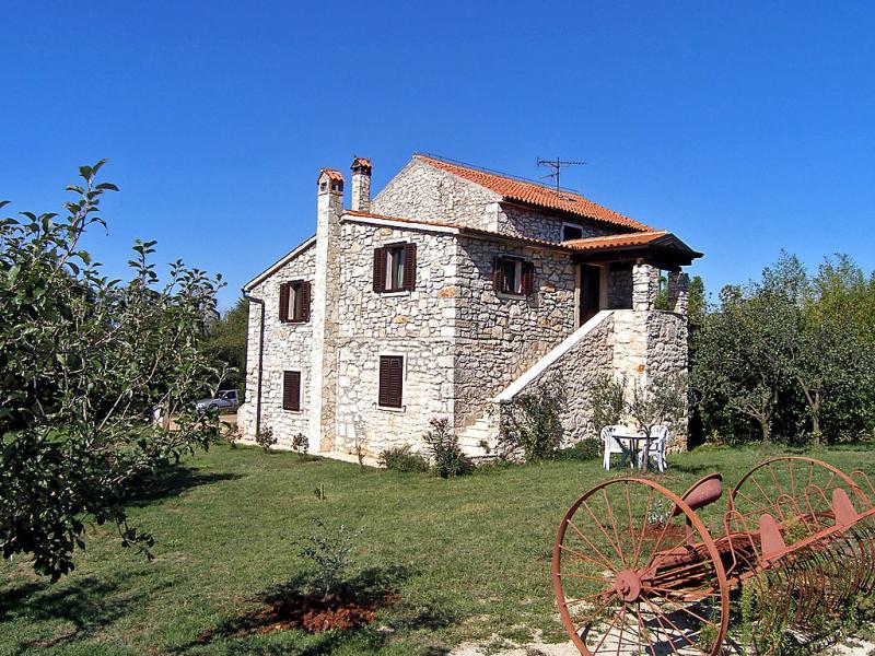 Samo 1412732,Vivienda de vacaciones en Buje-Brtonigla, Istria, Croacia para 3 personas...