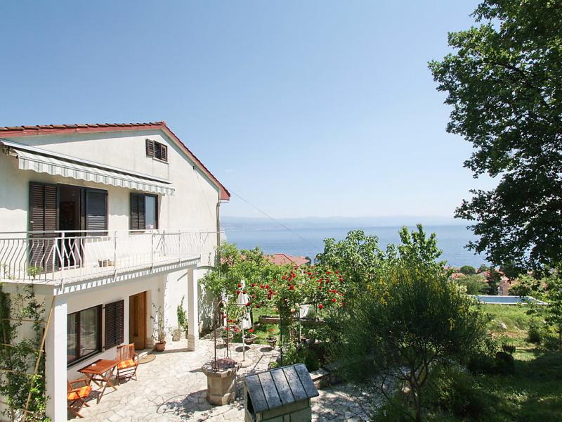 Emil 1412823,Apartamento en Lovran, Kvarner, Croacia para 3 personas...
