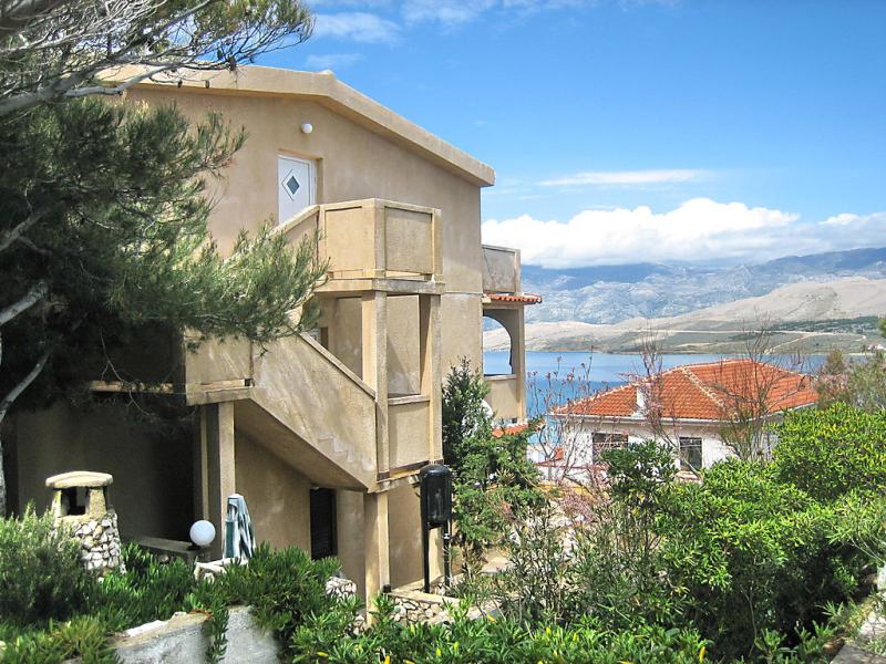 1412959,Apartamento en Pag-Pag, North Dalmatia, Croacia para 5 personas...