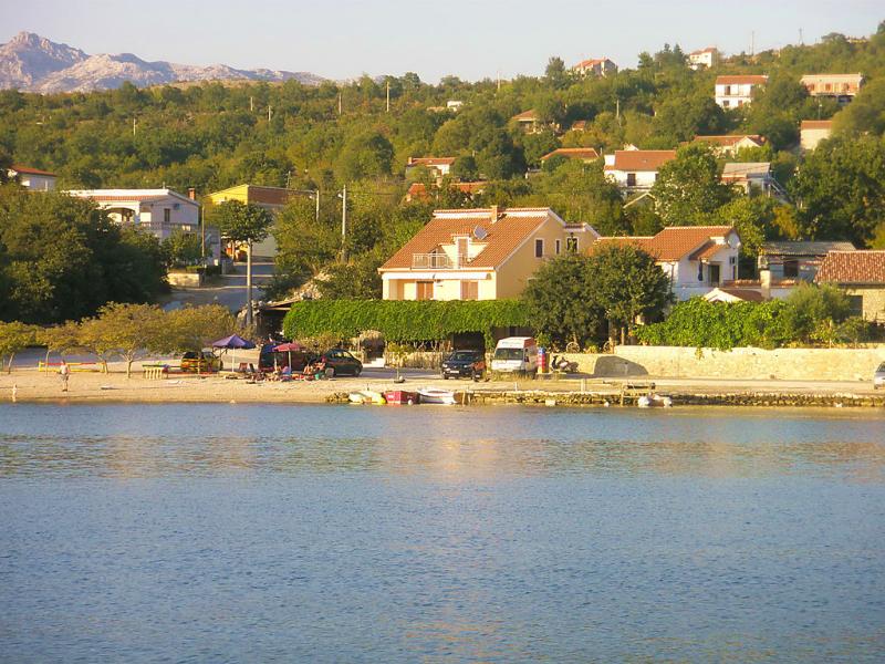 1412979,Apartamento en Novigrad (Zadar), North Dalmatia, Croacia para 3 personas...