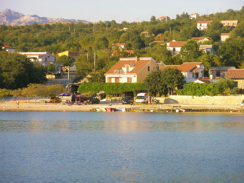 1412981, Apartment in Novigrad (Zadar), North Dalmatia, Croatia for 2 persons...