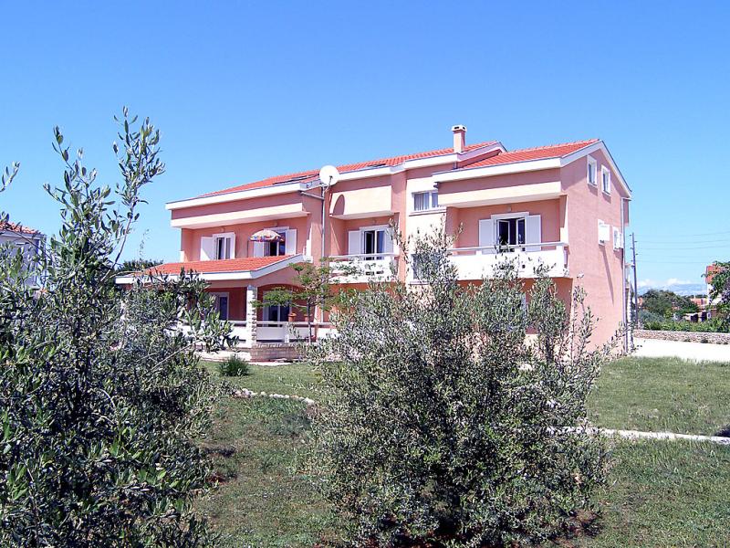 1413012,Apartamento en Vir, Dalmatia, Croacia para 4 personas...