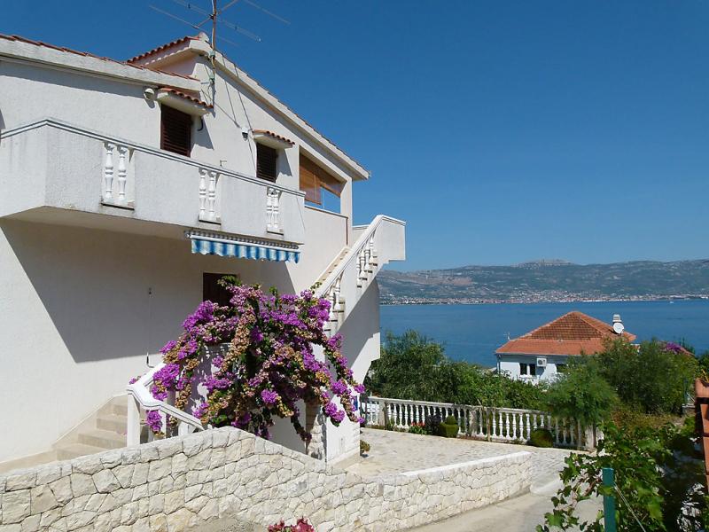 Miljus 1413267,Apartamento en Trogir-Slatine, Central Dalmatia, Croacia para 4 personas...