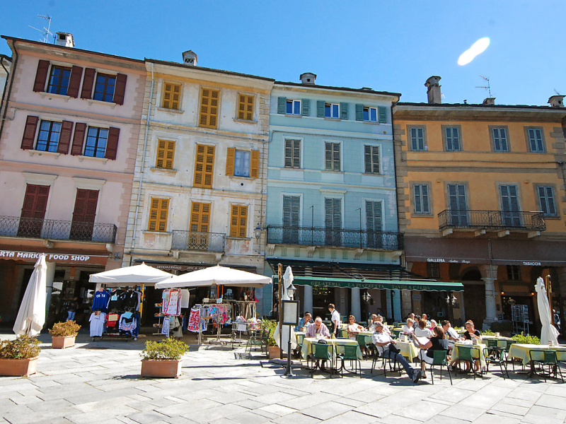 Borgo vecchio 1413553,Apartamento en Orta San Giulio, Piedmont, Italia para 4 personas...