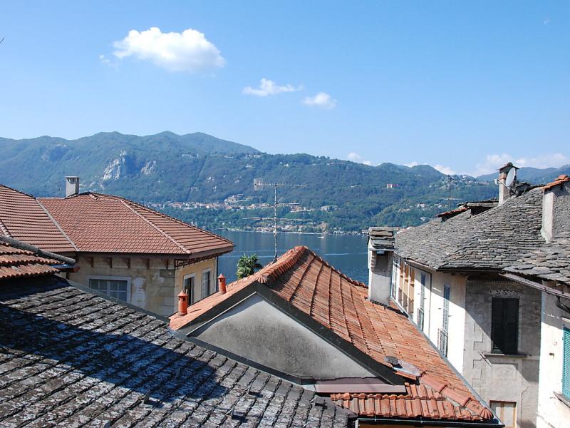 Mansarda 1413558,Apartamento en Orta San Giulio, Piedmont, Italia para 4 personas...