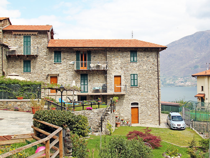 Cremia 1413614,Apartamento en Pianello Lario, Lake Como, Italia para 4 personas...