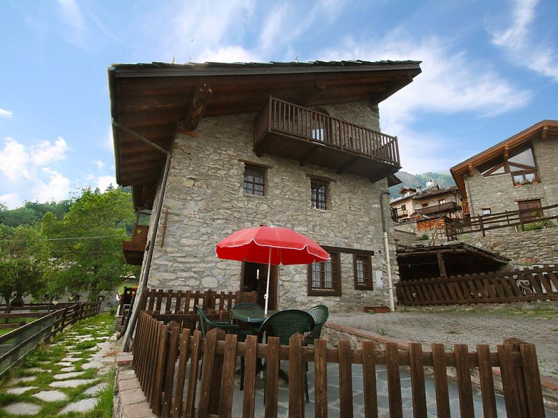 Caillod 12 1413769,Apartamento en Sarre, Aosta Valley, Italia para 4 personas...
