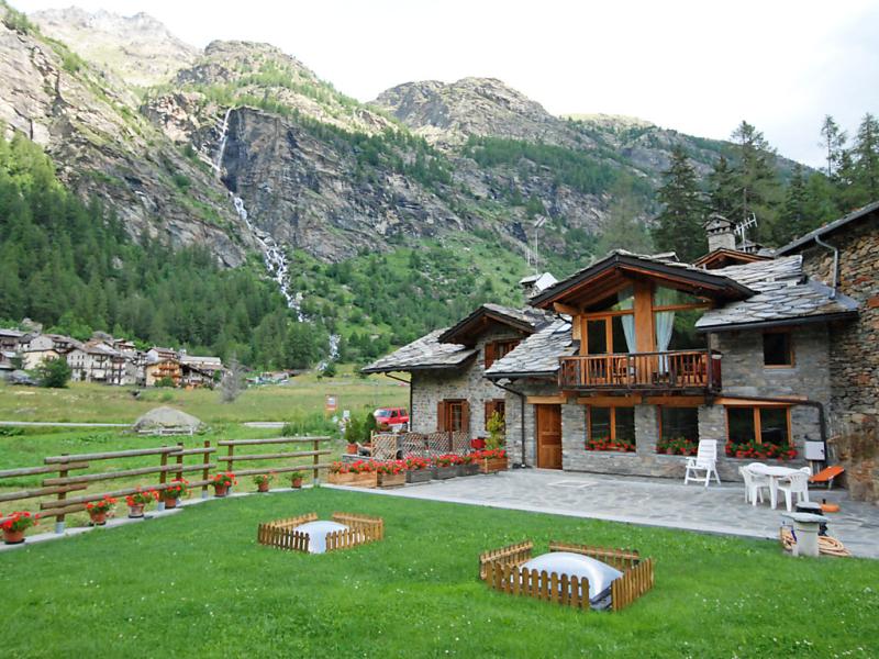 Chez les roset 1413779,Vivienda de vacaciones en Arvier, Aosta Valley, Italia para 4 personas...