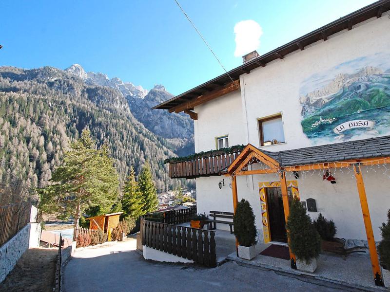 La busa 1413885,Apartamento en Alleghe, Veneto, Italia para 4 personas...